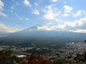 18 Mount Fuji