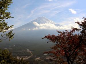 19 Mount Fuji